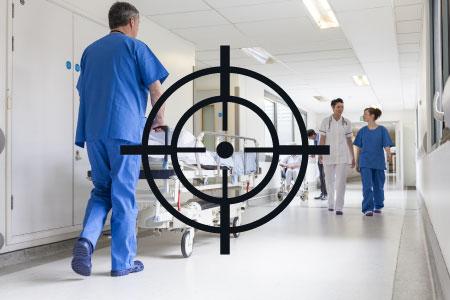 U.S. Hospital Shootings