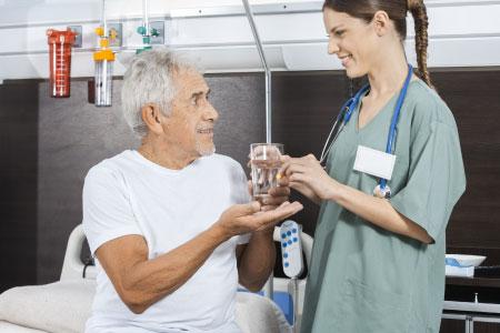 CMS Nursing Home Residents