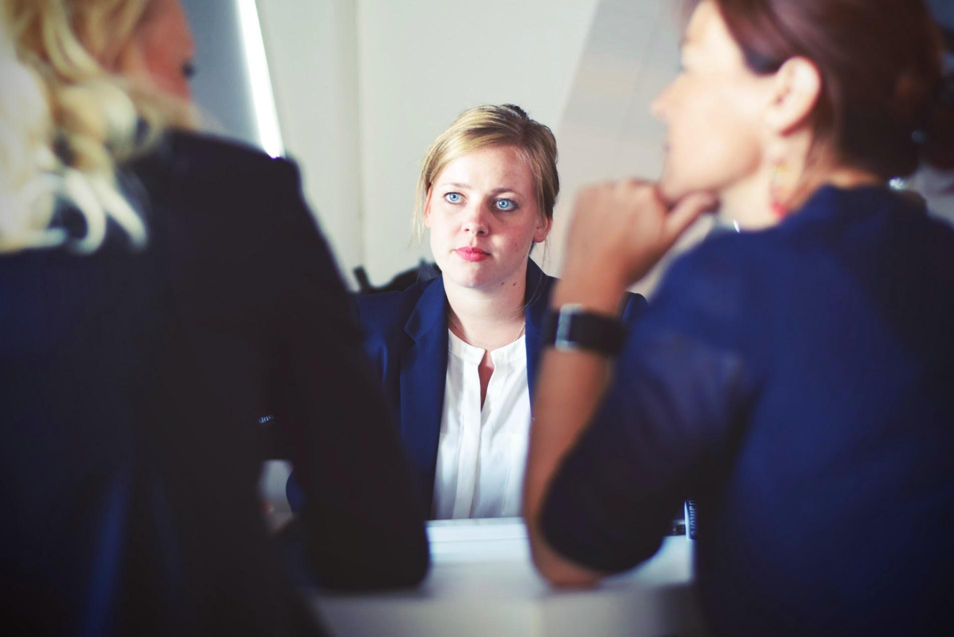Women Make Good Mentors